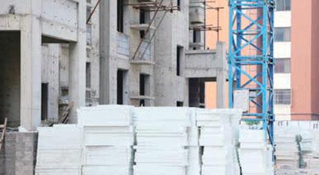 大厂星光城项目 原色挤塑板